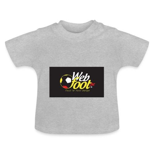 webfoot.be - T-shirt Bébé