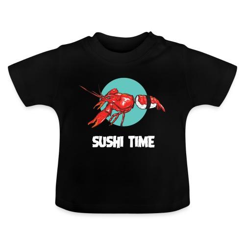 SUSHI TIME-gambero-b - Maglietta per neonato