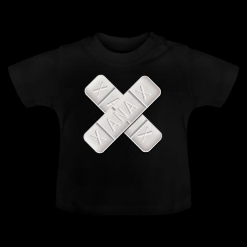 Xanax X Logo - Baby T-Shirt