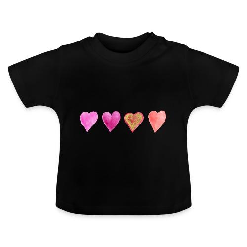 Herzen - Baby T-Shirt