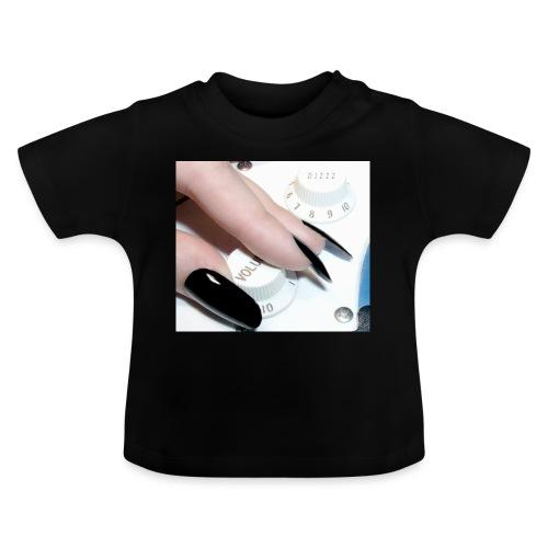 Gothic guitar girl - Koszulka niemowlęca