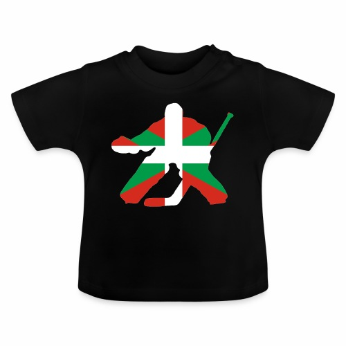 goalie et basque - T-shirt Bébé