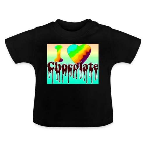 ILOVCHOCO2 copie - T-shirt Bébé