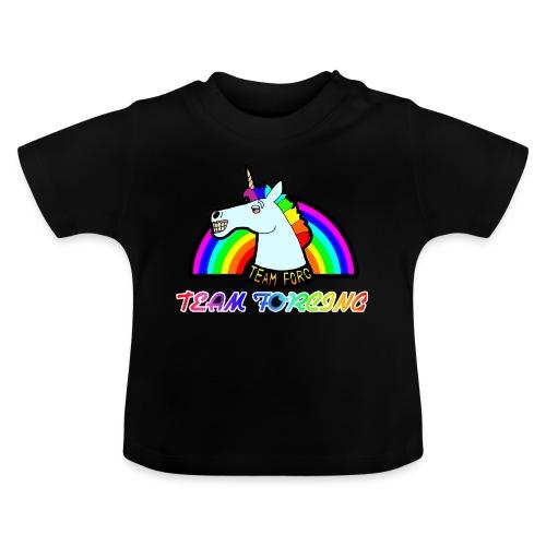 Logo officiel de la team forcing - T-shirt Bébé
