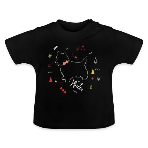 WINTER DOG COLLECTION - T-shirt Bébé