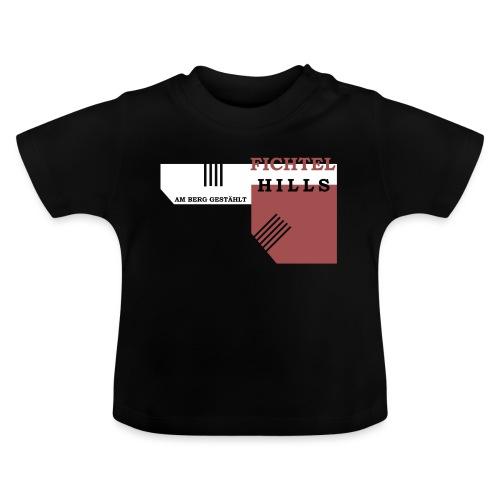 Fichtelhills gestählt - Baby T-Shirt