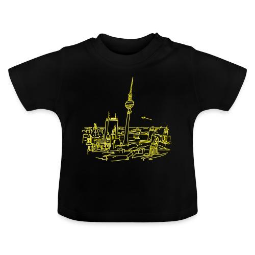 Berlin Panorama - Koszulka niemowlęca