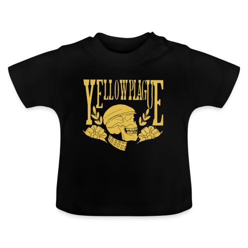 Yellow Plague Gold - Vauvan t-paita