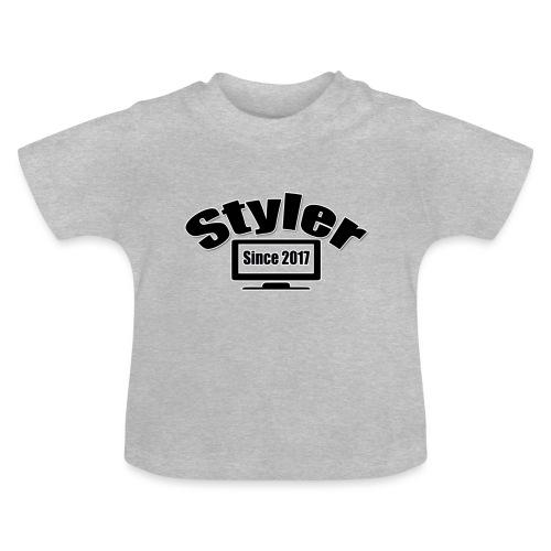 Styler Designer Kleding - Baby T-shirt