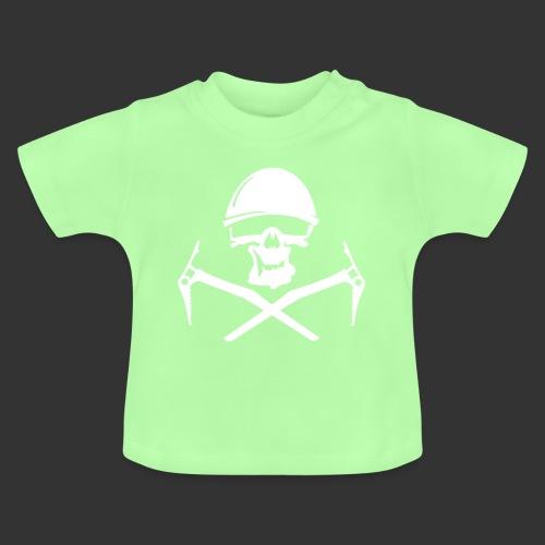 Climbing Skull - Baby T-Shirt