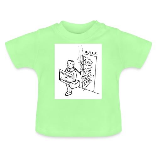 prof da guardia - Maglietta per neonato