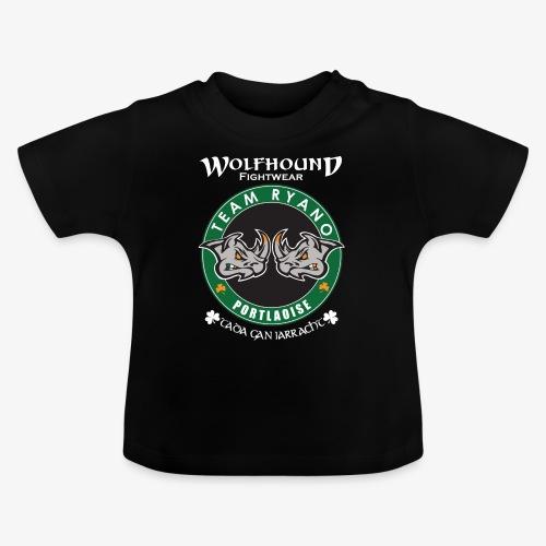 RYANO PORTLAOISE TEE1 png - Baby T-Shirt
