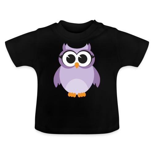 Buho Piconela - Camiseta bebé