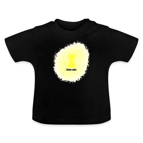 Sand cat - Baby T-Shirt
