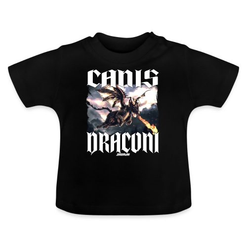 Canis Draconi - Baby T-shirt