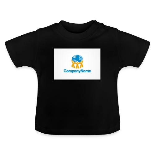 giro del mondo - Maglietta per neonato
