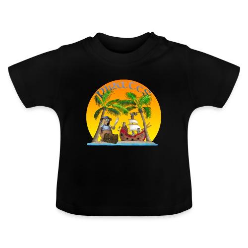 Piraten - Schatz - Baby T-Shirt