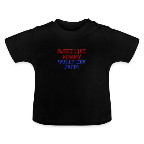 Smelly bum - Baby T-Shirt