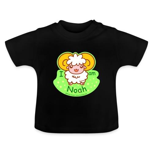 I am Noah - Baby T-Shirt