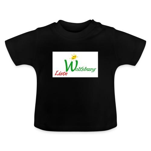 X Logo Liste WOB neu BANNER jpg - Baby T-Shirt