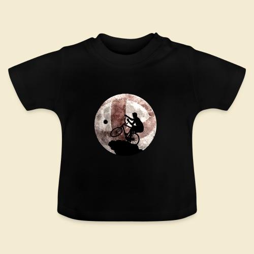 Radball   Cycle Ball Moon - Baby T-Shirt