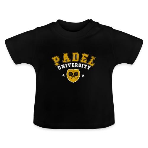 Padel Tennis Universitet Vintage - Baby-T-shirt