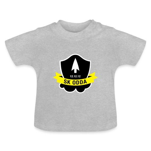 logoskoddanic5 kopi - Baby-T-skjorte