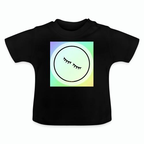 Regenbogen Augen - Baby T-Shirt