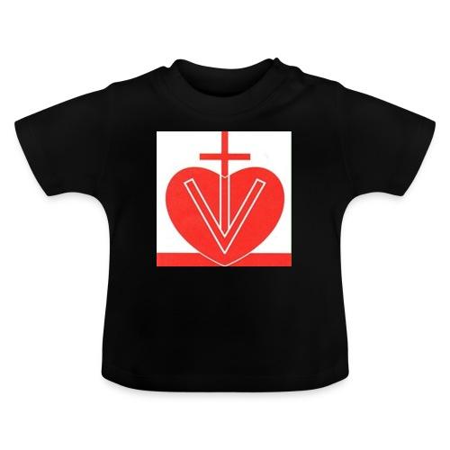Visk stor - Baby-T-shirt