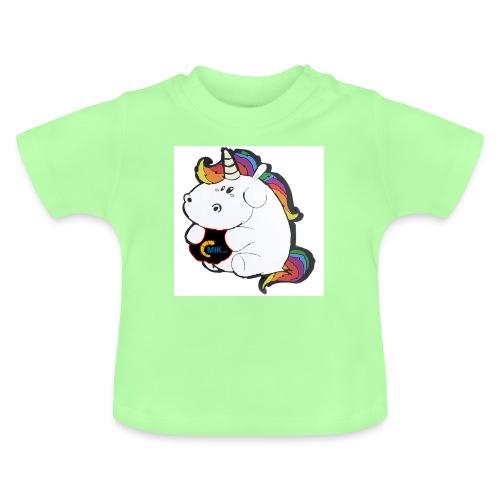MIK Einhorn - Baby T-Shirt