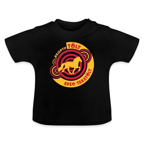 Objectif Tölt 2 - T-shirt Bébé