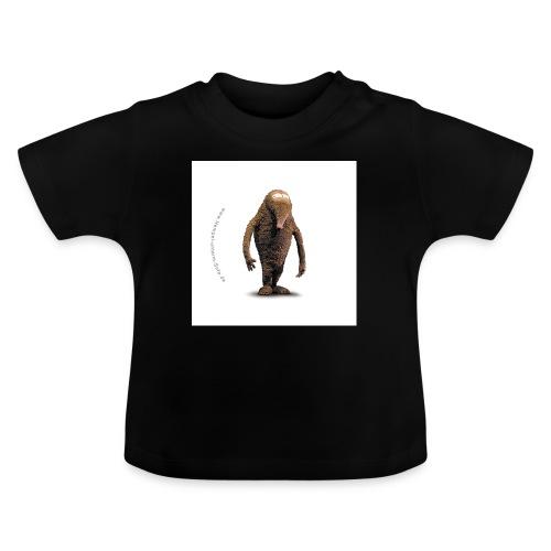 button hempel weiss - Baby T-Shirt