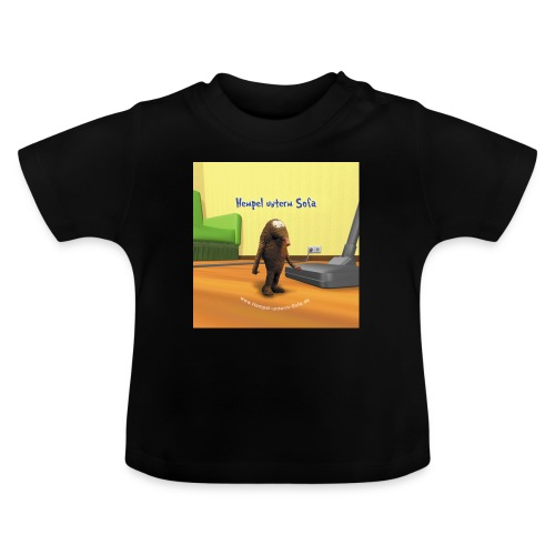 button cover - Baby T-Shirt
