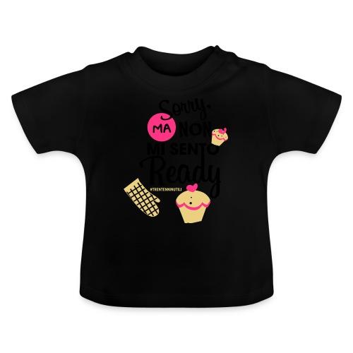 Non mi sento pronto - 30enninutili - Maglietta per neonato