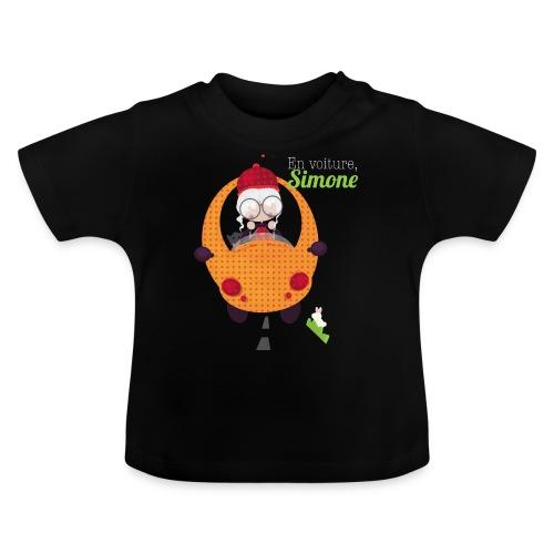 AUTOSIMONE - T-shirt Bébé