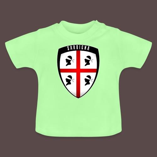 Sardegna Stemma - Maglietta per neonato