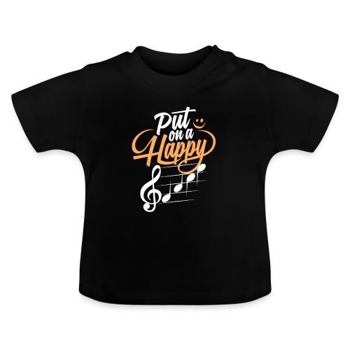 happy face - Baby T-Shirt
