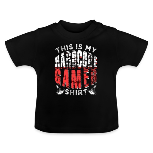 This Is My Gamer Shirt - Baby T-Shirt
