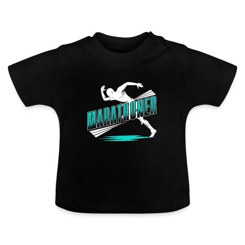 Marathoner - Baby T-Shirt