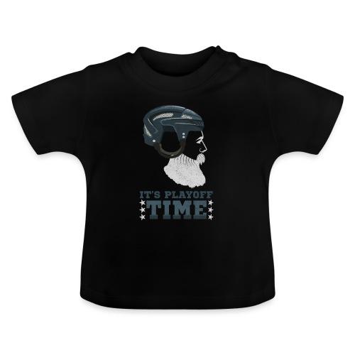 Lustiges Cooles Eishockey Geschenk Eishockeyspiele - Baby T-Shirt