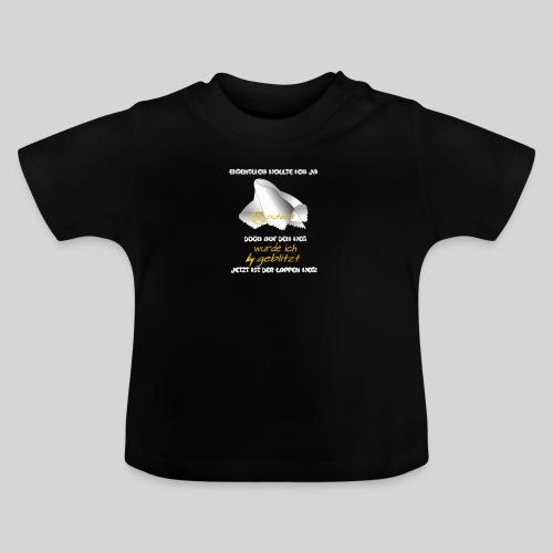 eigentlich wollte ich ja putzen originelle Ausrede - Baby T-Shirt
