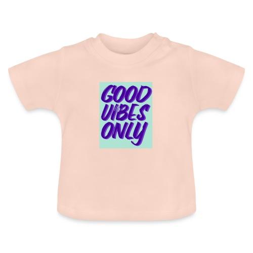 Spruch - Baby T-Shirt