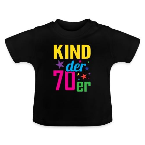 Kind der 70er - Baby T-Shirt
