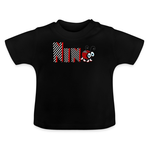 9nd Year Family Ladybug T-Shirts Gifts Daughter - Baby T-Shirt