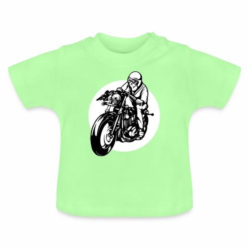 Motorradfahrer - Baby T-Shirt
