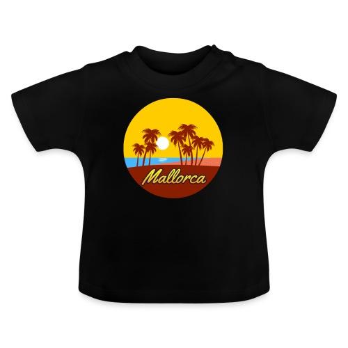 Mallorca - Als Geschenk oder Geschenkidee - Baby T-Shirt