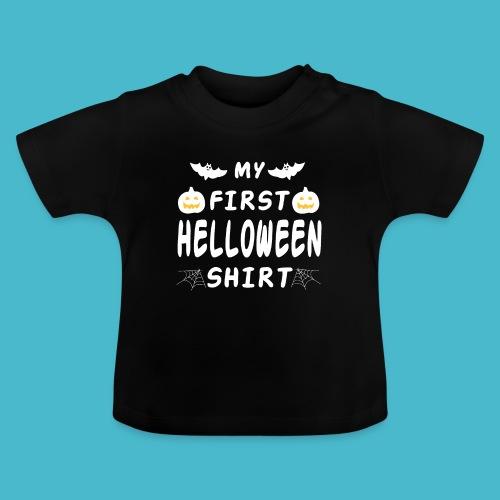 My first Helloween Shirt - Helloween fürs Baby - Baby T-Shirt