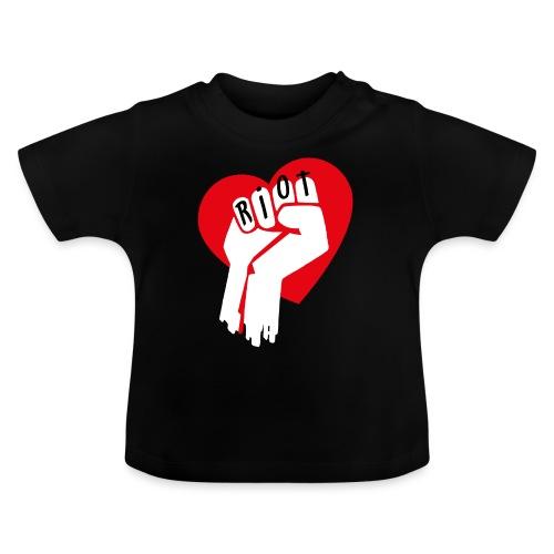 Riot Fist 1 - Baby T-Shirt