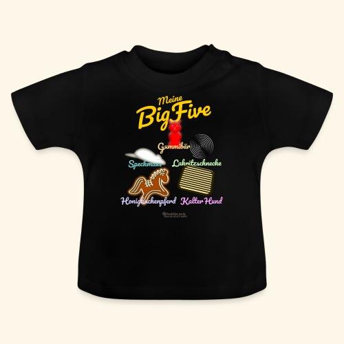 Big Five | Geek T-Shirts - Baby T-Shirt
