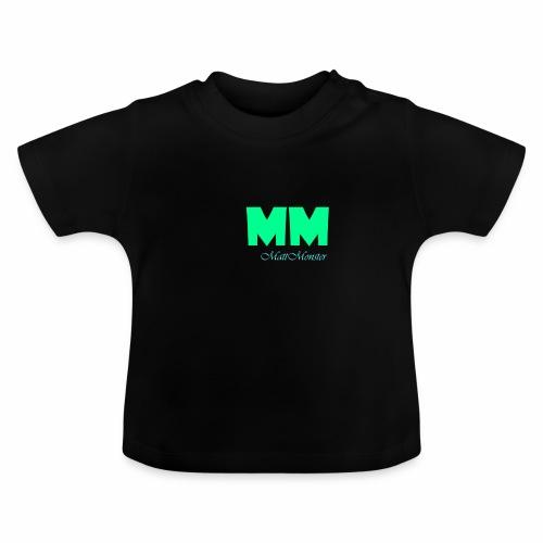 MattMonster Signature logo - Baby T-Shirt